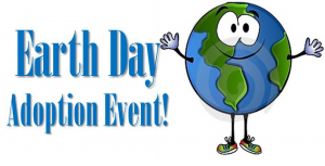 Earth Day Adoption Event