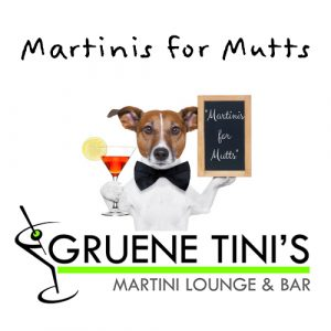 HSNBA martinis for mutts